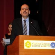 Bursa Kamu Hastaneleri Birliği Genel Sekreteri Op. Dr. Yavuz Baştuğ