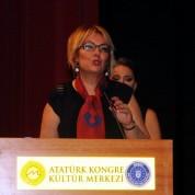 HASVAK Derneği Bursa Şubesi Başkanı Zerrin Özgüle