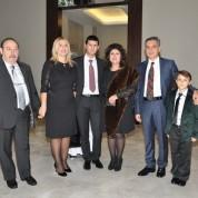 Cem - Selma Akbay - Erkan - Sevgi Çınar - Turgay - Berke Apaydın