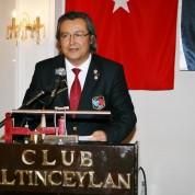 Demirtaş Kulübü Başkanı Taydun Doğan