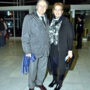 Fahrettin Gülener ve eşi Selma Gülener