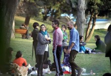 Teoman'ın piknik keyfi