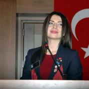 Bursa Rotarac Kulübü Başkanı Mehtap Taşkıran