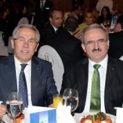Naci Şahin, Bursa Valisi Münir Karaloğlu