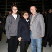 İsmail-Cemile Rodoplu ve oğulları Gün Rodoplu