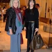 Yonca Poyraz ve annesi Örnek