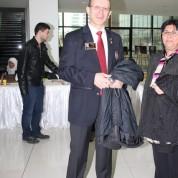 Osmangazi Rotary Kulübü 2013-14 Dönem Başkanı Ahmet Baybalı