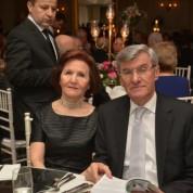 CHP Bursa Milletvekili Turhan Tayan ve eşi Güngör Tayan