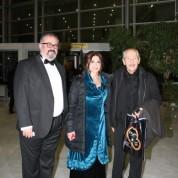 Genco Erkal, Serenad Bağcan