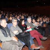 """Fazıl Say'ın """"Nazım"""" oratoryosu, Bursa Atatürk Kültür ve Kongre Merkezi'nde sanatseverle buluştu."""