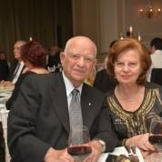 Kemal Türkün ve eşi