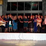 Nilüfer Kadın korosu - Mini Konser-1