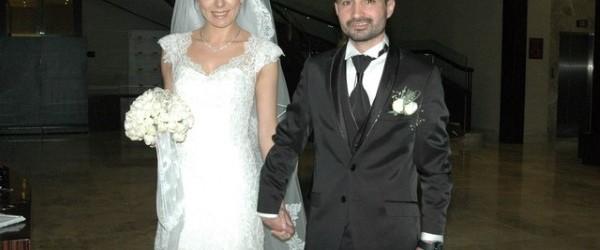 Crowne Plaza'da görkemli düğün
