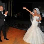 Gürcan & Deniz Şirin gecede yaptıkları özel danslarıyla davetlileri büyüledi.
