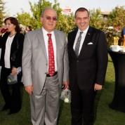 Vali Yardımcısı Vedat Müftüoğlu ve Serdal Can