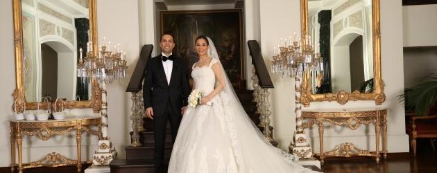 Sarayda Masal Tadında Düğün