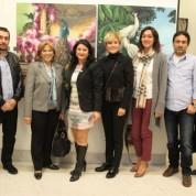 Barış Lions ailesi ve 118-k Genel Yönetmeni Ayşe Gülten Öztürk