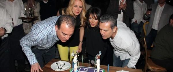 Podyum'da Çifte Doğum Günü
