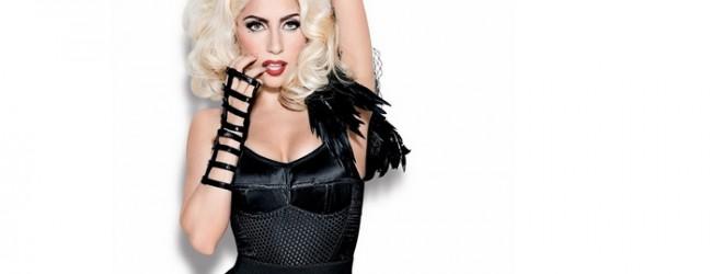 Lady Gaga geliyor