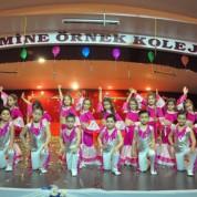 1.Sınıflar  Modern Dans Ekibi