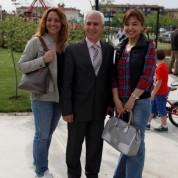 Nilüfer Belediye Başkanı Mustafa Bozbey, Berna Bilici, Beril Ünler