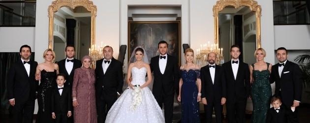 Çırağan Sarayında Muhteşem Düğün