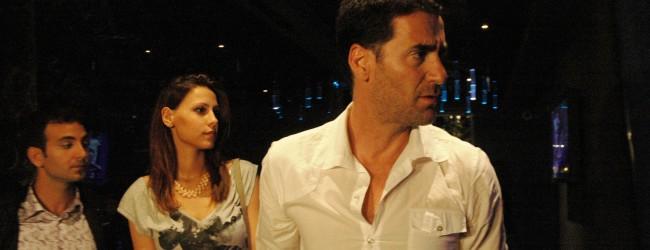 Eşi ile birlikte Bodrum gecelerinde