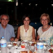 2-Elif Gürel, Dr.Aysel Gürel, Kenan Gürel