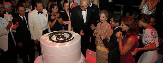 Vakko 75. Yılını İstanbul'da kutladı