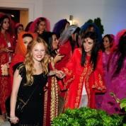 Alkoçlar, İstanbul ve Bursa'dan bir çok konuğun katıldığı gecede kaftan giydi