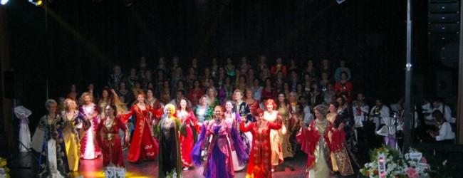 Kadın Korosu Balkanlar'ı Bursa'ya getirdi