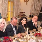 Ajda Pekkan, Erhan Kamışlı,  Belçim Bilgin, John Malkovich
