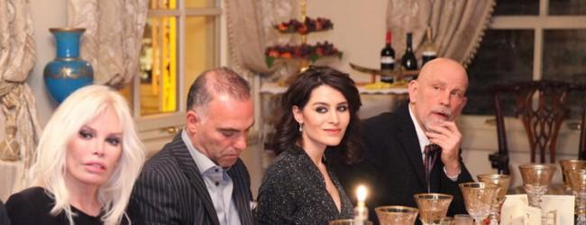 Malkovich onuruna yemek
