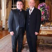 Cengiz Çetindoğan, John Malkovich