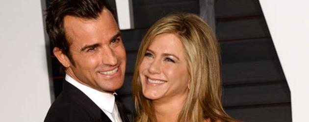 Jennifer Aniston ve Justin Theroux çifti gecesi 36 Bin Liralık balayındalar