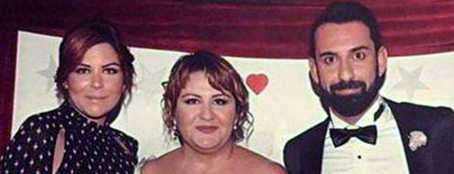 Oyuncu Özlem Türkad evlendi