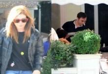 Kenan İmirzalıoğlu ile Sinem Kobal'ın kahvaltı keyfi