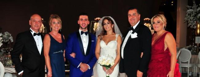 Boğaz'da görkemli düğün