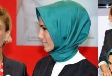 Gülben Ergen-Sümeyye Erdoğan buluşması