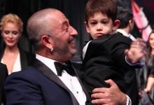 Cem Yılmaz'ın oğlu Kemal'in ilk galası