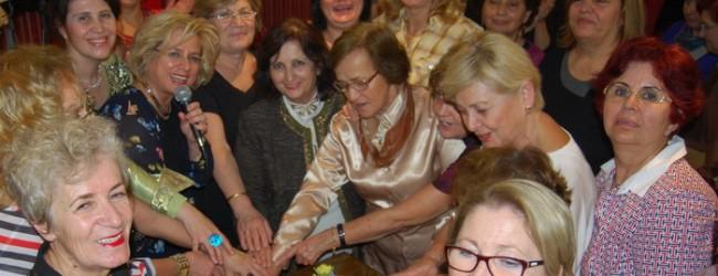 Nilüfer Belediyesi Kadın Korosu, Öğretmenler Günü'nü unutmadı