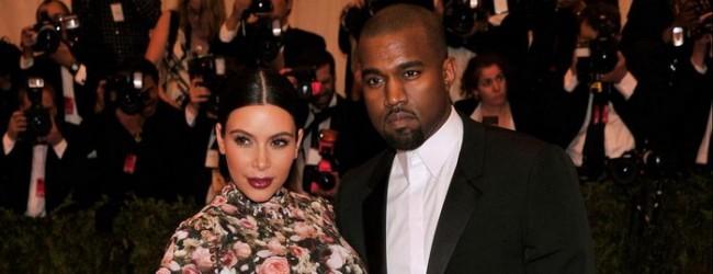 Kim Kardashian'ın Bebeğinin İsmi Şaşırttı