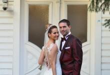 Aslı Mavitan ile Kaan Balkaş evlendi