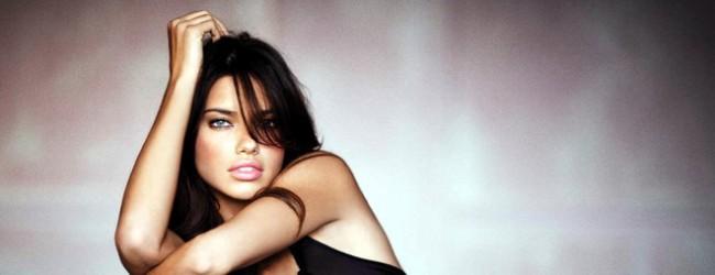 Adriana Lima'nın güzel kızları