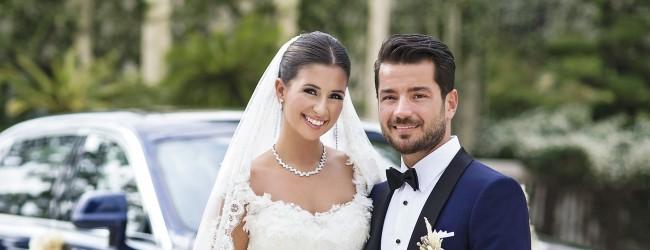 Buse Terim, Düğün Fotoğraflarını Takipçileriyle İlk Kez Paylaştı