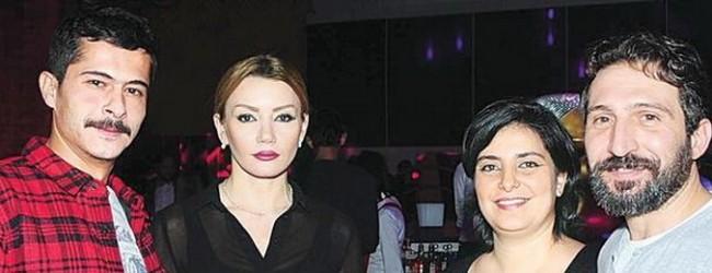 İsmail Hacıoğlu ve sevgilisi