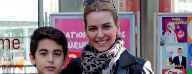 Pınar Dilşeker'in Oğlu Mert Ali Boyuna Yetişti
