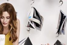 Sinem Kobal aşk, güzellik ve kusursuzluk temalı çanta tasarladı