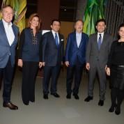 Bülent-Oya Eczacıbaşı, Halit Yıldız, Erdal Karamercan, Murat Hazinedaroğlu, Bengi Vargül8