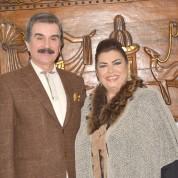 Emine Örnek Eğitim Kurumları Kurucuları Emine ÖRNEK ve eşi Dr. Mahmut Nedim ÖRNEK